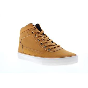 Lugz Canyon Mid  Mens Brown Lace Up Lifestyle Sneakers Shoes