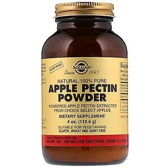 Solgar, Apple Pektin Pulver, 4 oz (113,4 g)