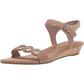 Koolaburra door UGG Women's Leira Heeled Sandal amfora 07.5 B US