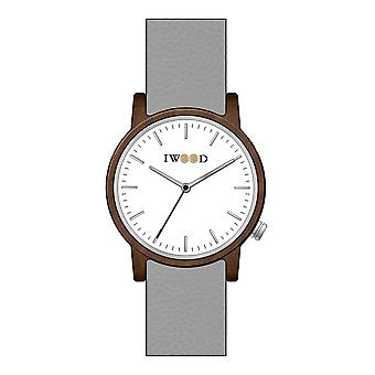 Iwood Real Wood Homme's Watch IW18444001