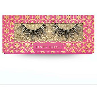 Pinky Goat 3D Silk Collection Handmade False Lashes - Maysam - Premium Quality