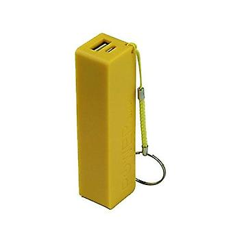 Portable Power Bank External Backup Battery Charger With Key Chain