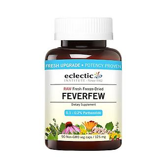 Eclectic Institute Inc Feverfew, 125 Mg, 90 Caps