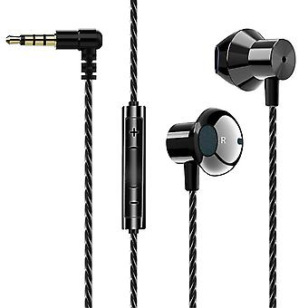 Bakeey 3.5mm AUX Jack Wired Headphones Headsets In-ear Earbuds