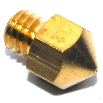 0.2mm M6 1.75mm Mk8 Brass Nozzle