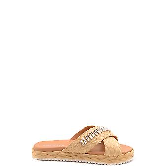 Prada Ezbc021054 Women's Beige Other Materials Sandals