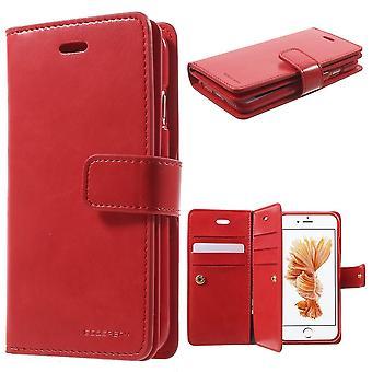 Mercury Goospery Mansoor iPhone 6/6S-Punainen