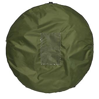 ProPlus Pop-Up Sight Protection Tent Polyester Green