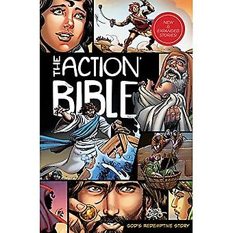 The Action Bible: God's Redemptive Story (Action Bible)