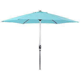 Parasol de jardín de aluminio - Sol - Circular - Ø 3m