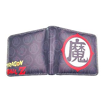 PU leather Coin Purse Cartoon anime wallet - Dragon Ball #209