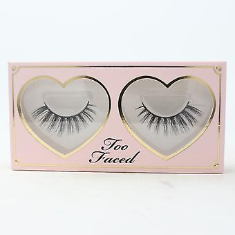 Too Faced Better Than Sex Faux Mink False Lashes  / New With Box