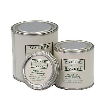 Walker and Hawkes - Original Wax Reproof protection for Clothing