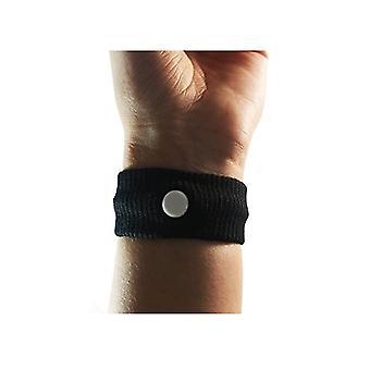 Comfort Aid Rannekorut - Musta rannekkeet
