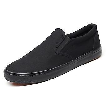 New Men's Driving Canvas Fashion Shoes