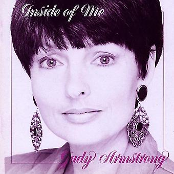 Judy Armstrong - inuti mig [CD] USA import