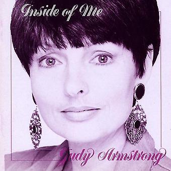 Judy Armstrong - binnenkant van Me [CD] USA import