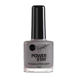 ASP Power Stay Professional Nail Lacquer - Stormy Skies