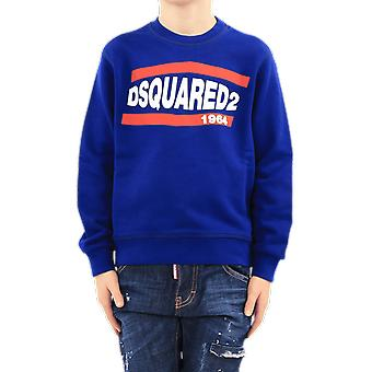 Dsquared2 Sweaters Blue DQ0208D002YDQ865 Top