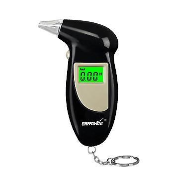 Ketonimittari Ketoosin testimittari ketogeeniseen ruokavalioon Sopivat laihduttajat (musta)