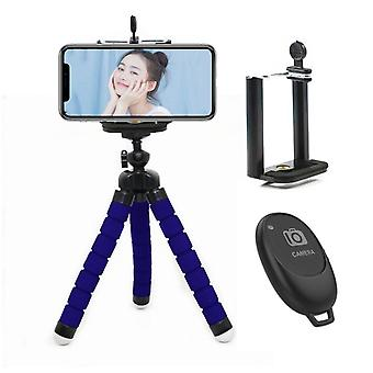 Phone Tripod,version Mini Cell Phone Tripod With Bluetooth Remote Control