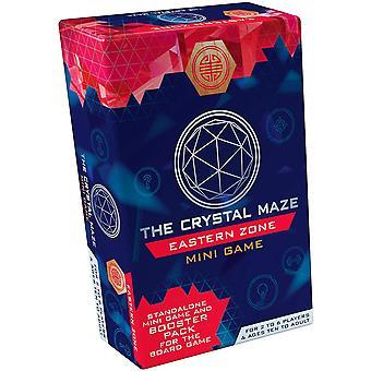 O Mini Jogo da Zona Leste do Labirinto de Cristal