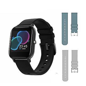 Reloj inteligente de la versión global, banda de pulsera de aptitud impermeable Ip67