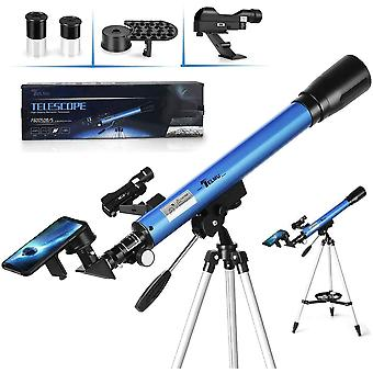 Kids Telescopes for Astronomy 50mm Aperture & 600mm Focal Length Telescope