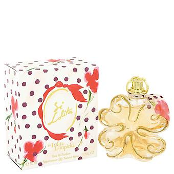 SI Lolita Eau De Parfum Spray av Lolita Lempicka 1.7 oz Eau De Parfum Spray