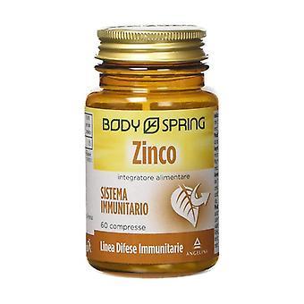 Bio-Zinc 60 tablets of 12.5mg