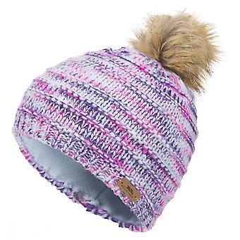 التعدي على الأطفال بنات تامي محبوك الشتاء بوم بوم قبعة