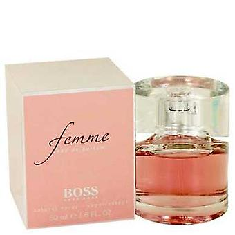 Boss Femme by Hugo Boss Eau de Parfum Spray 1,7 oz (naiset) V728-440205
