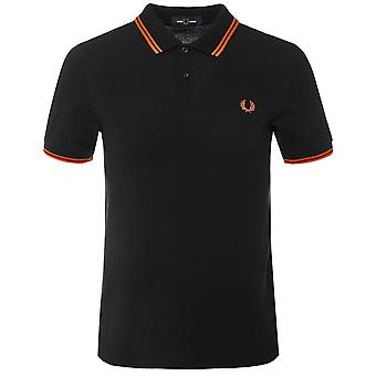 Fred Perry Polo doble con punta M3600 M64