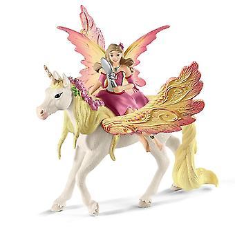 Schleich fairy feya med pegasus enhjørning