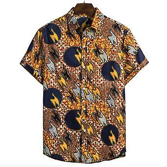 الرجال القطن الحشد قميص