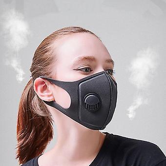 Vervuiling Masker, Anti-fog Stofmasker, Actieve Kool Filter