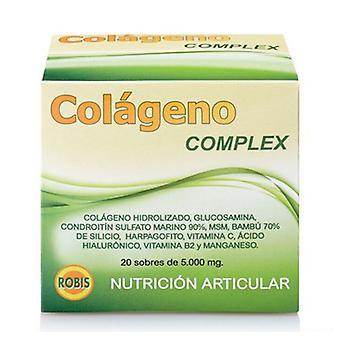 Robis Collagen Complex 5000 mg 20 Umschläge