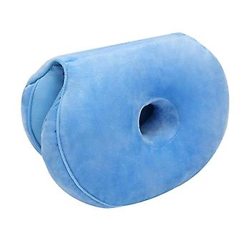 Multifunktionale doppelfaltige Comfort Sitzkissen, Memory Foam Gesäß Kissen