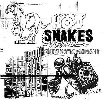 Hot Snakes - Automatic Midnight [CD] USA import