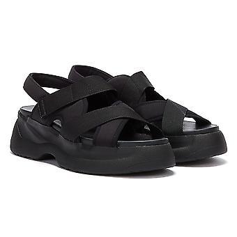 Vagabond Essy Womens Black / Black Sandals