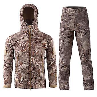 軍服戦術ジャケットは軍服を設定します