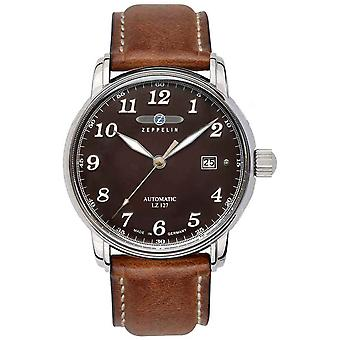 Automatic zeppelin 8656-3 watch for Analog Men's Automatic with Cowhide Bracelet 8656-3