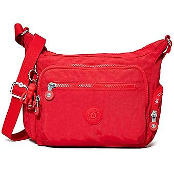 Kipling Cages S, Crossbody Woman, Red Rouge, One Size