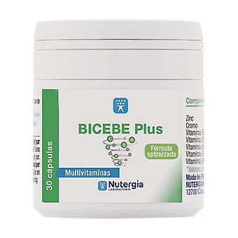 Bicebe plus multivitamin 30 capsules