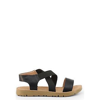 Roccobarocco - Shoes - Sandals - RBSC1XY01-NERO - Ladies - Schwartz - EU 36