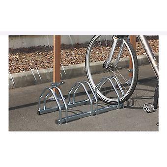 Mottez Storage 3 Bike Floor Mount