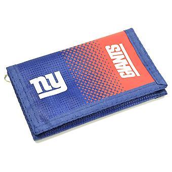 NY Giants NFL Tri Fold Wallet