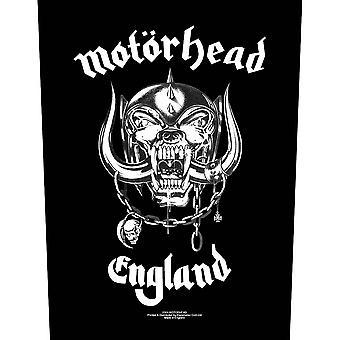 Motorhead - Engeland Back Patch