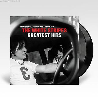 The White Stripes - My Sister Thanks You And I Thank You The White Stripes Greatest Hits Vinyl