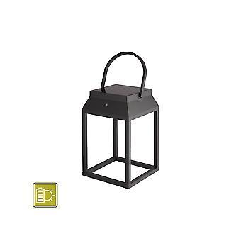Sapporo Small Solar Portable Lantern, 3w Led, 3000k, 238lm, Ip54